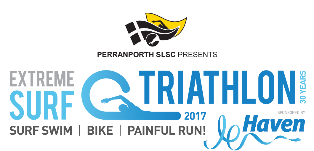 Perranporth Surf Triathlon 2017