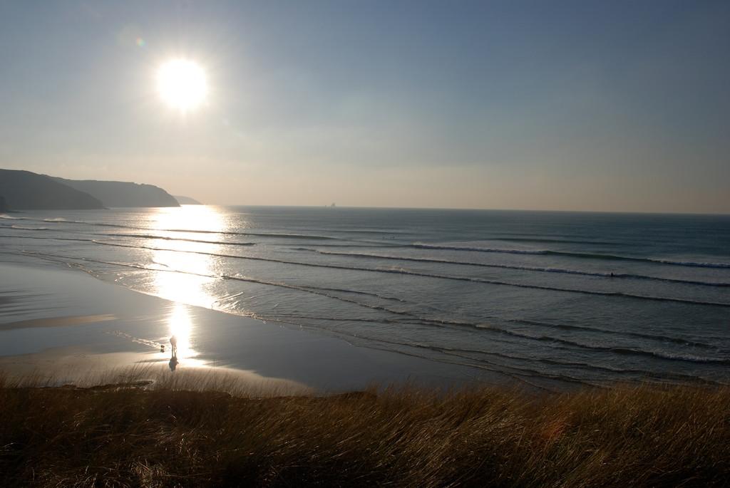 Perranporth Beach - Cornwall's Finest!
