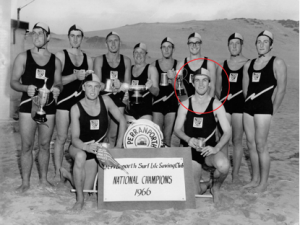 Ernie Hooper & Perranporth SLSC National Champions Team 1966