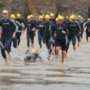 Perranporth Triathlon 2013