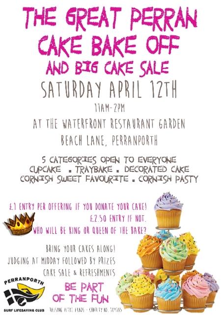 Cake Bake Poster