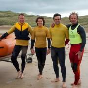 Perranporth Surf Lifesaving Club Surf patrol Volunteers