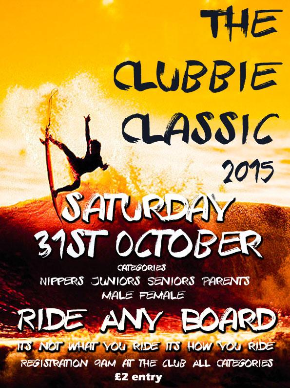 Clubbie Classic Poster 2015