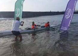 Martin Fleet paddle