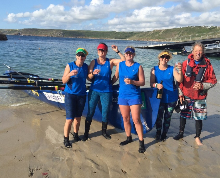 Scilly Girls 2015